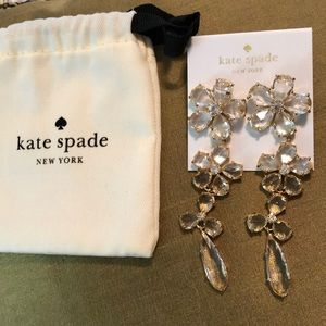 Kate Spade In Full Bloom Earrings